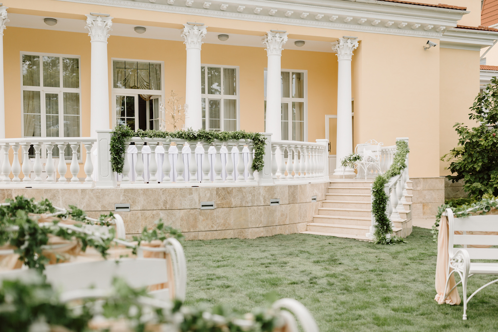 Свадьба в ресторане Palace Del Mar