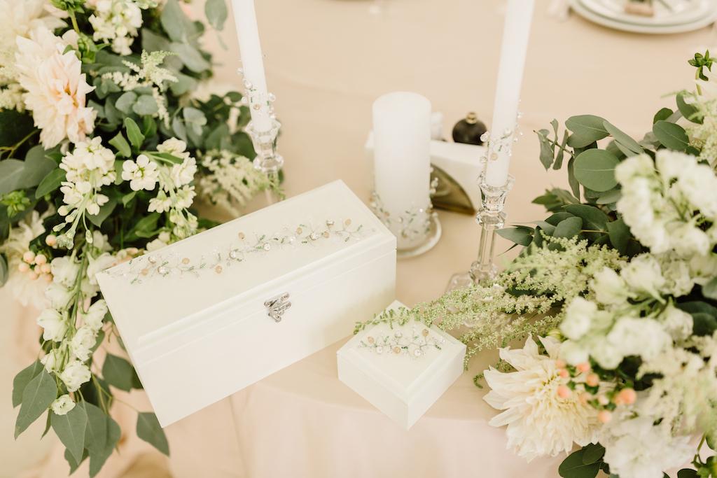 Свадебный hand-made