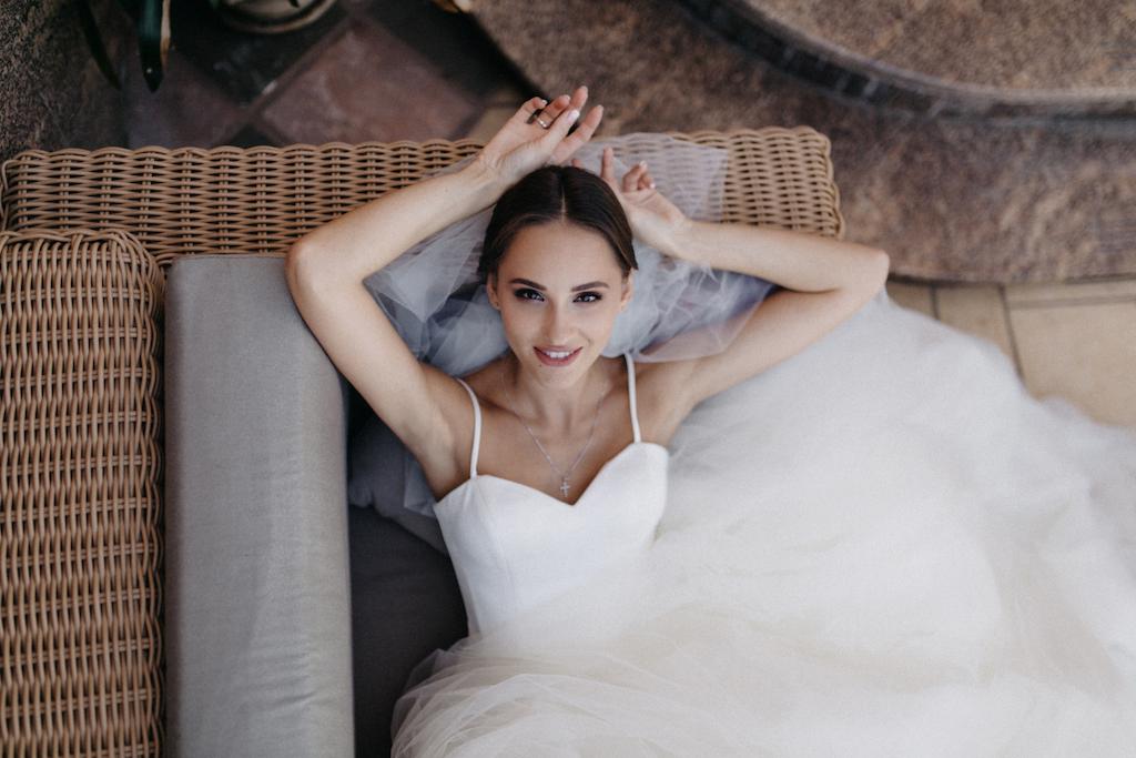 Свадебная фотосессия в городе Одесса