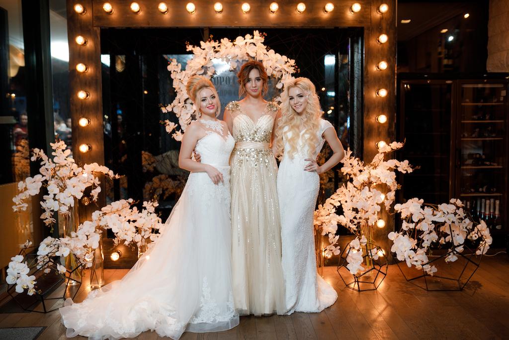 Свадебные платья 2018 Одесса