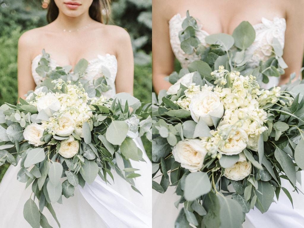 Свадебный букет невесты в Одессе