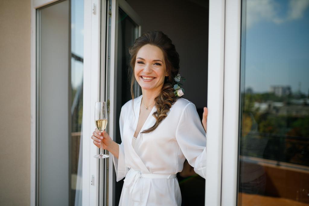 Утро невесты в отеле Александровский Одесса