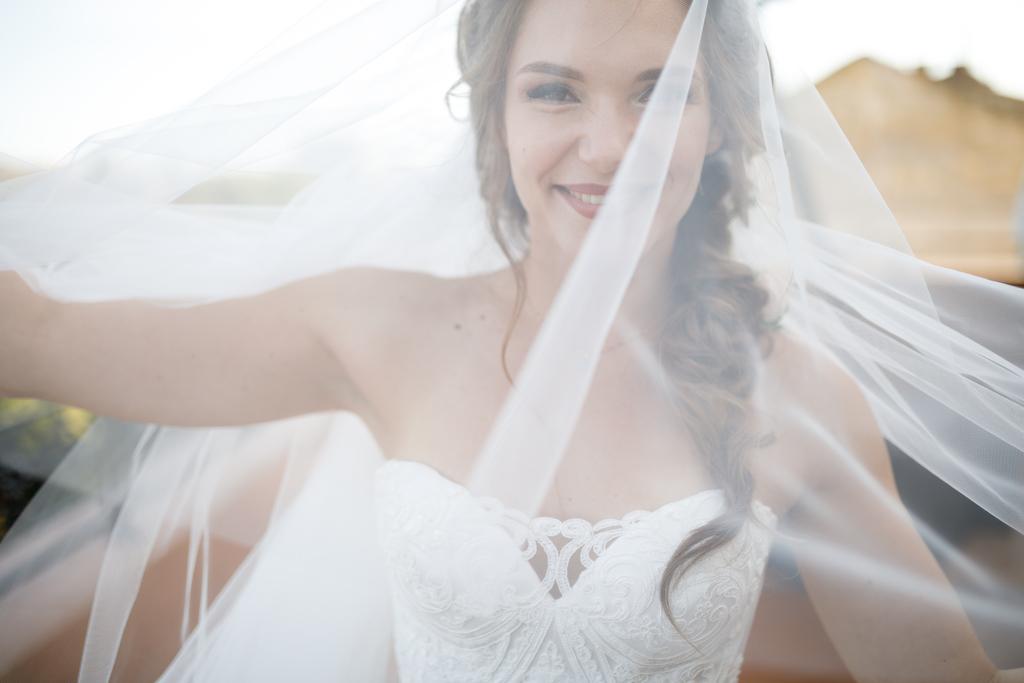 Фотосессия утра невесты в Одессе