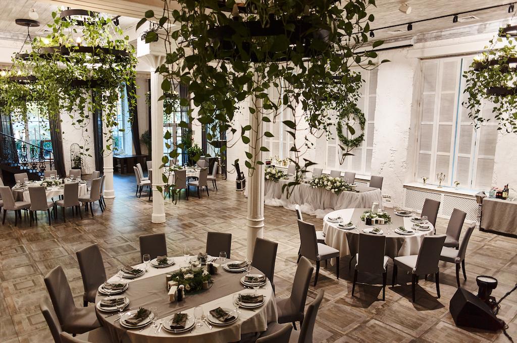 Свадьба в ресторане Чилини в Одессе