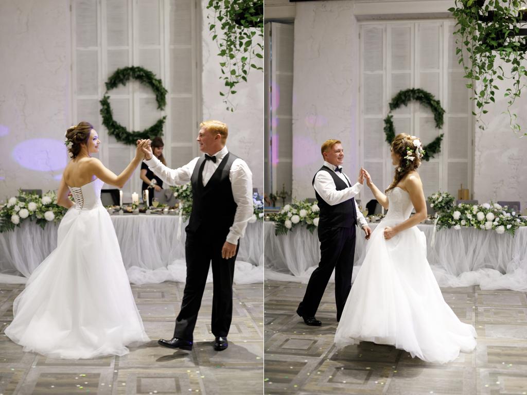 Постановка свадбеного танца в Одессе