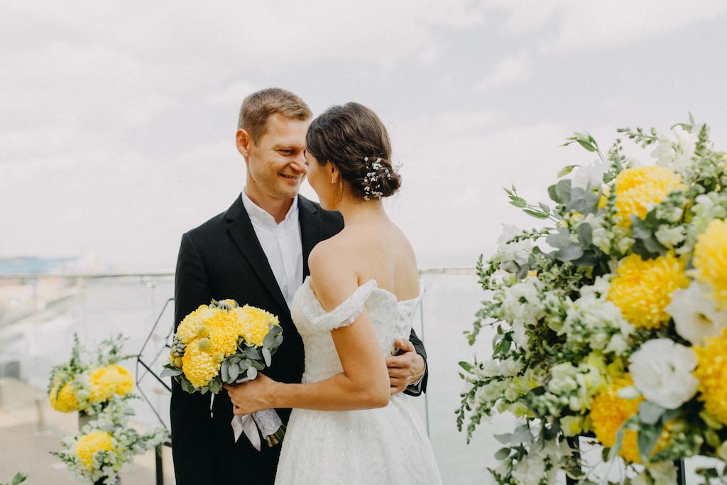 Свадебная фотосессия в М1