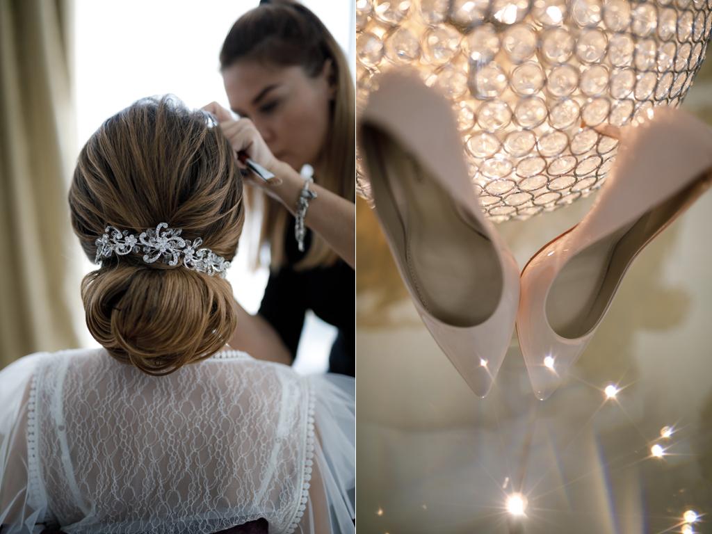 Сборы невесты в отеле Панорама Де Люкс