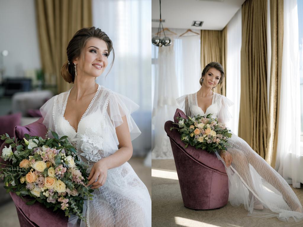 Заказать букет невесты в Одессе