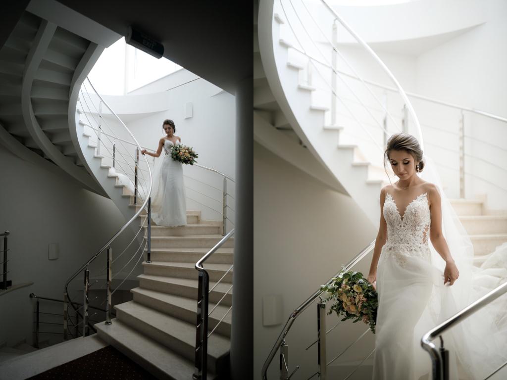 Свадебная фотосессия в отеле Панорама