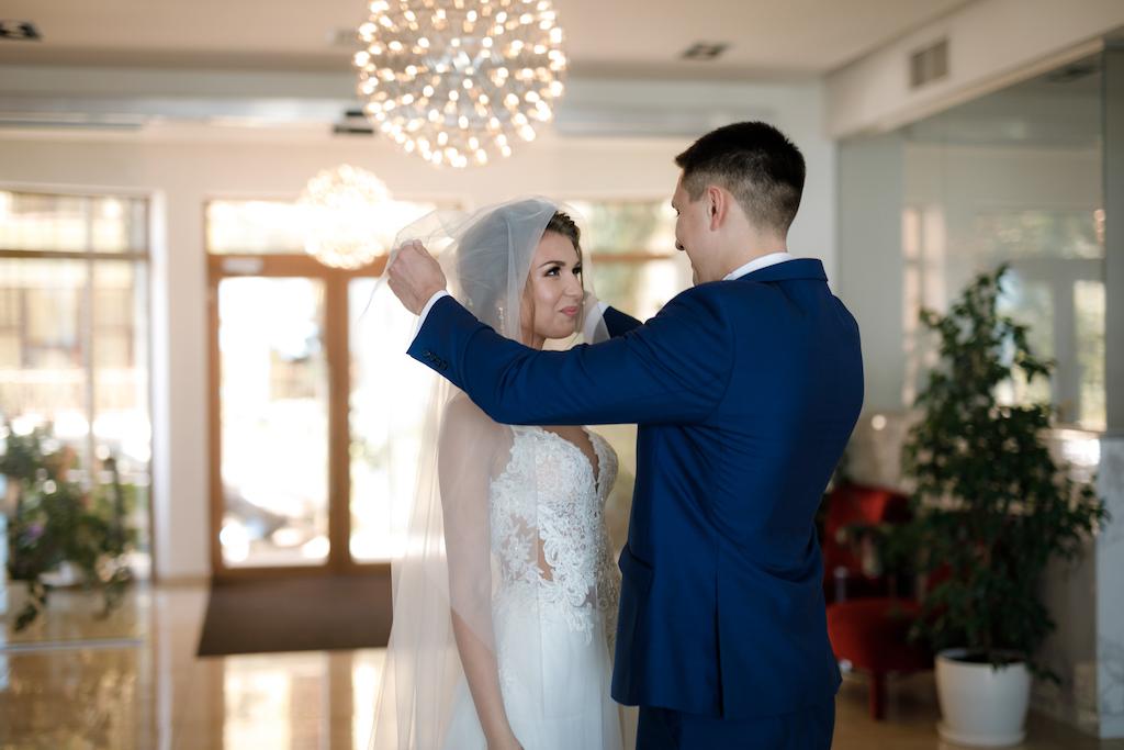 Встреча жениха и невесты 2018