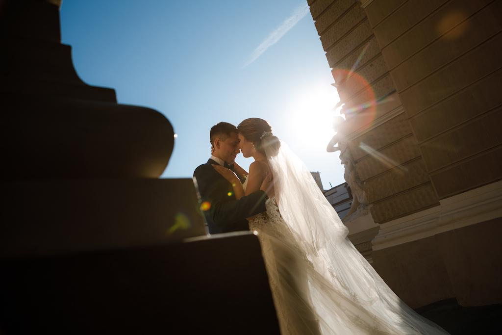 Свадебная фотосъемка в городе Одесса