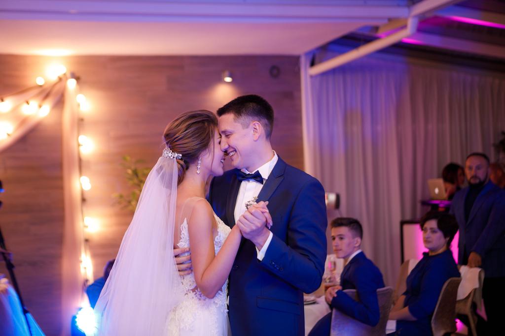 Постановка свадбеного танца в городе Одесса