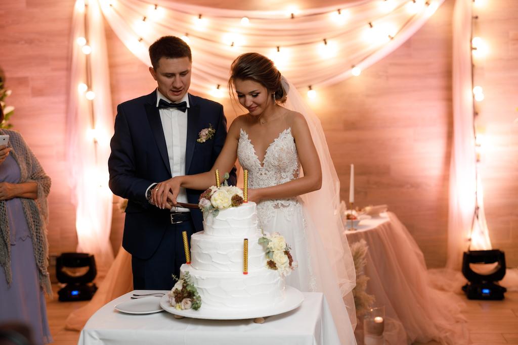Свадебный торт Одесса