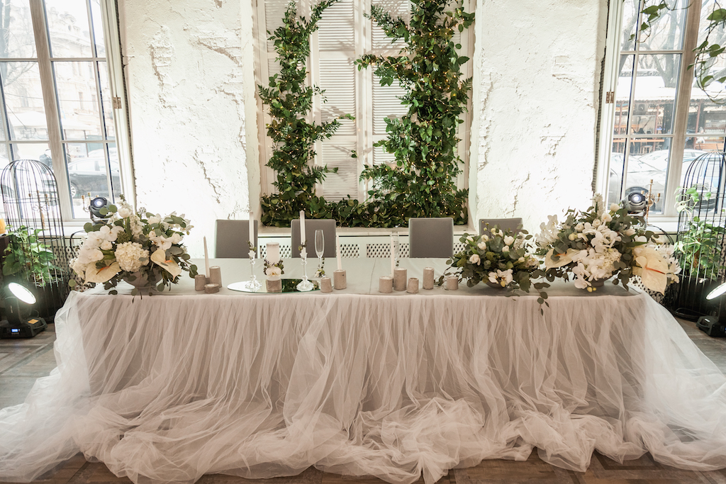 декор свадьбы в Одессе
