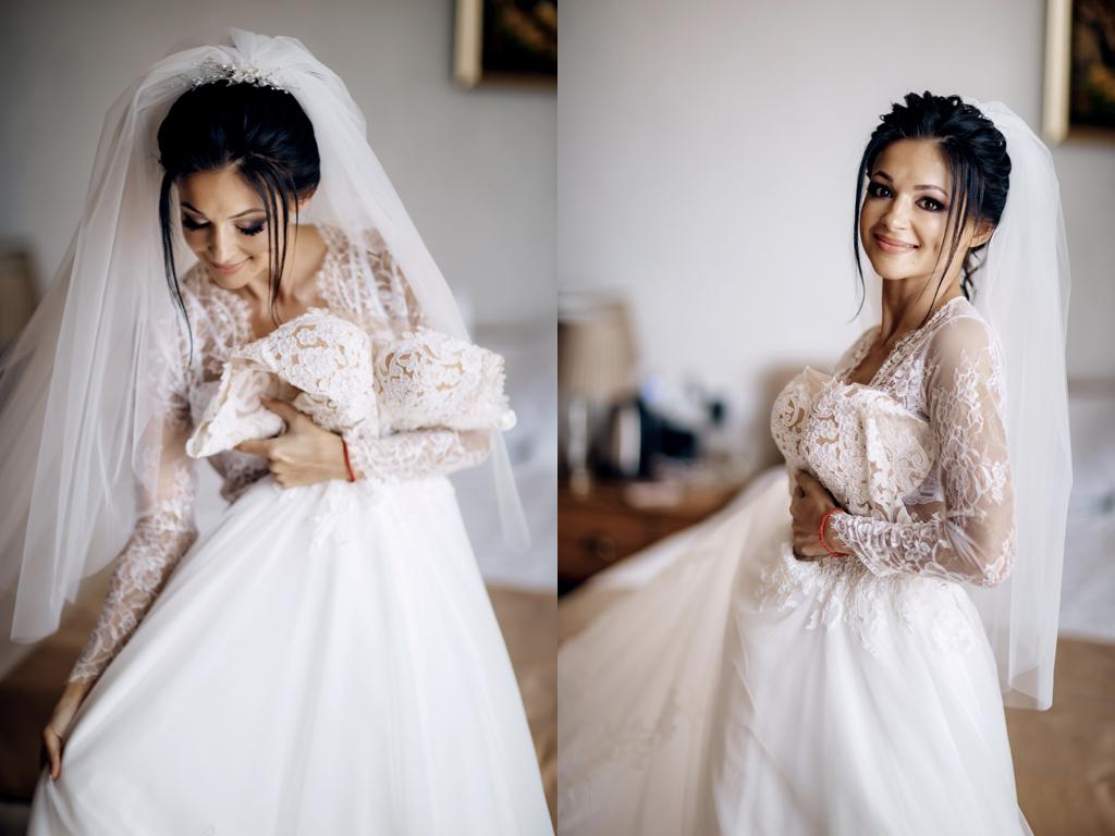 Фотосессия утра невесты Одесса