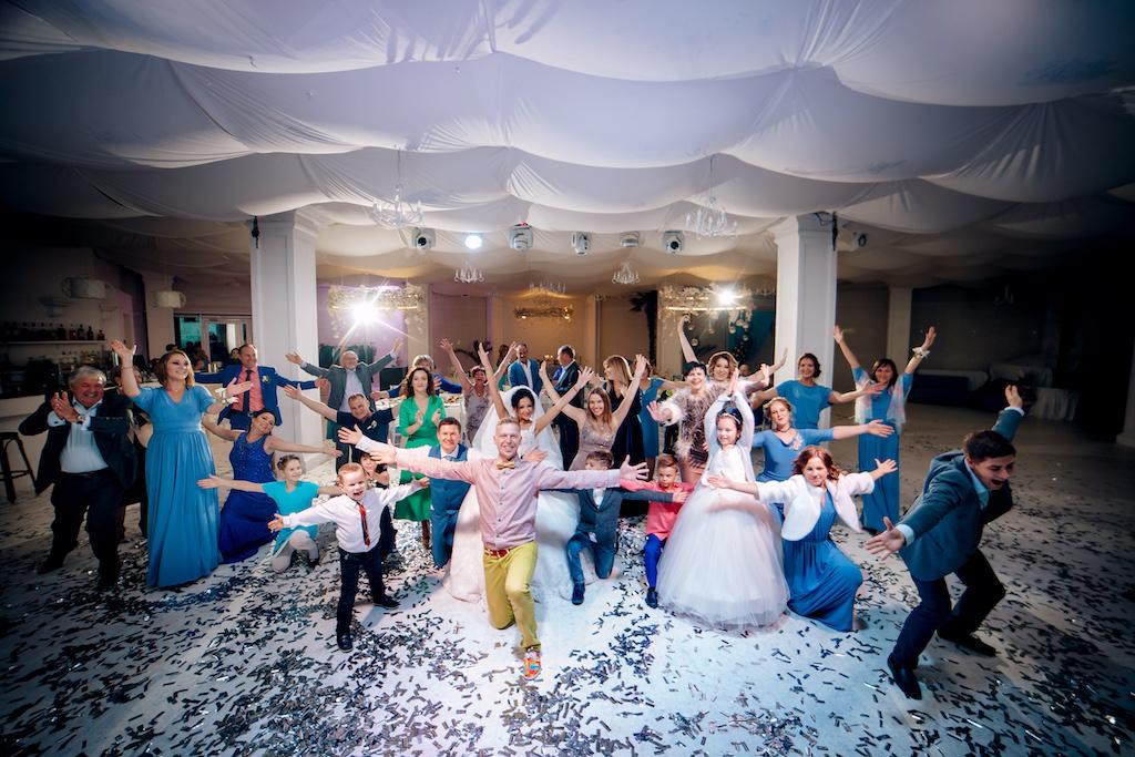 Свадьба в ресторане Портофино