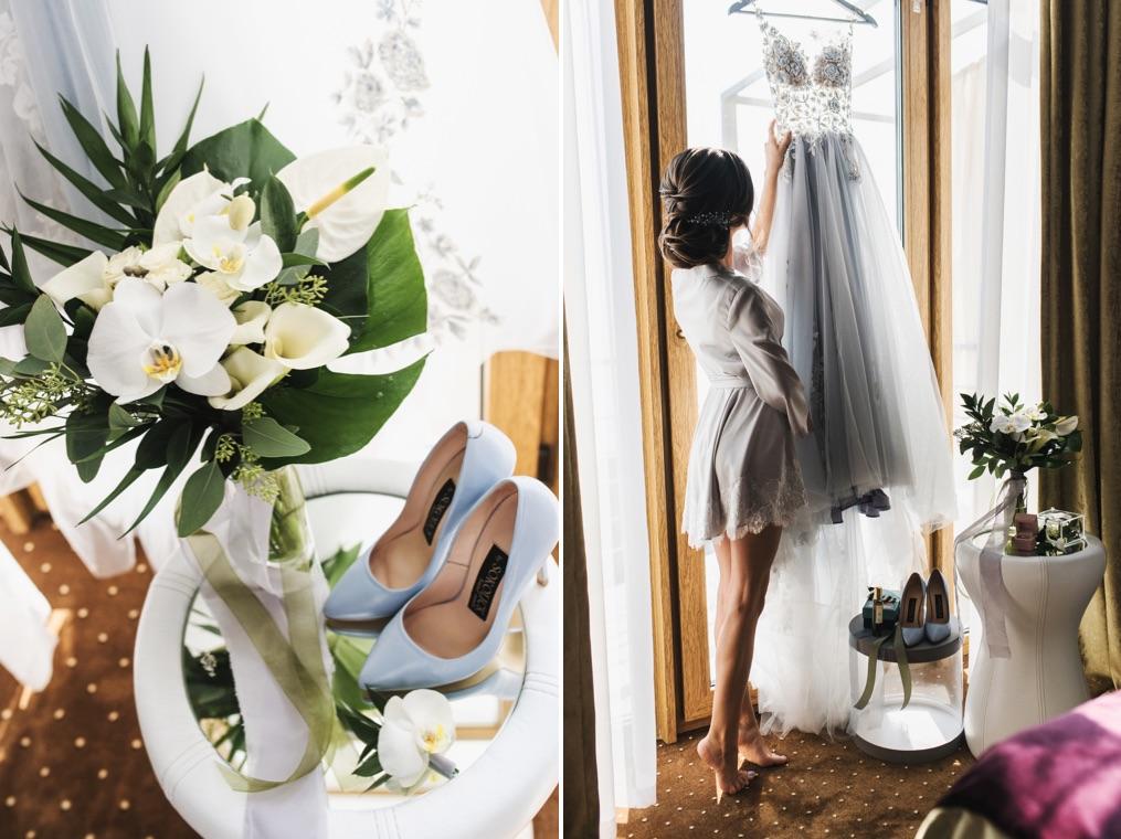 букет невесты фото Одесса