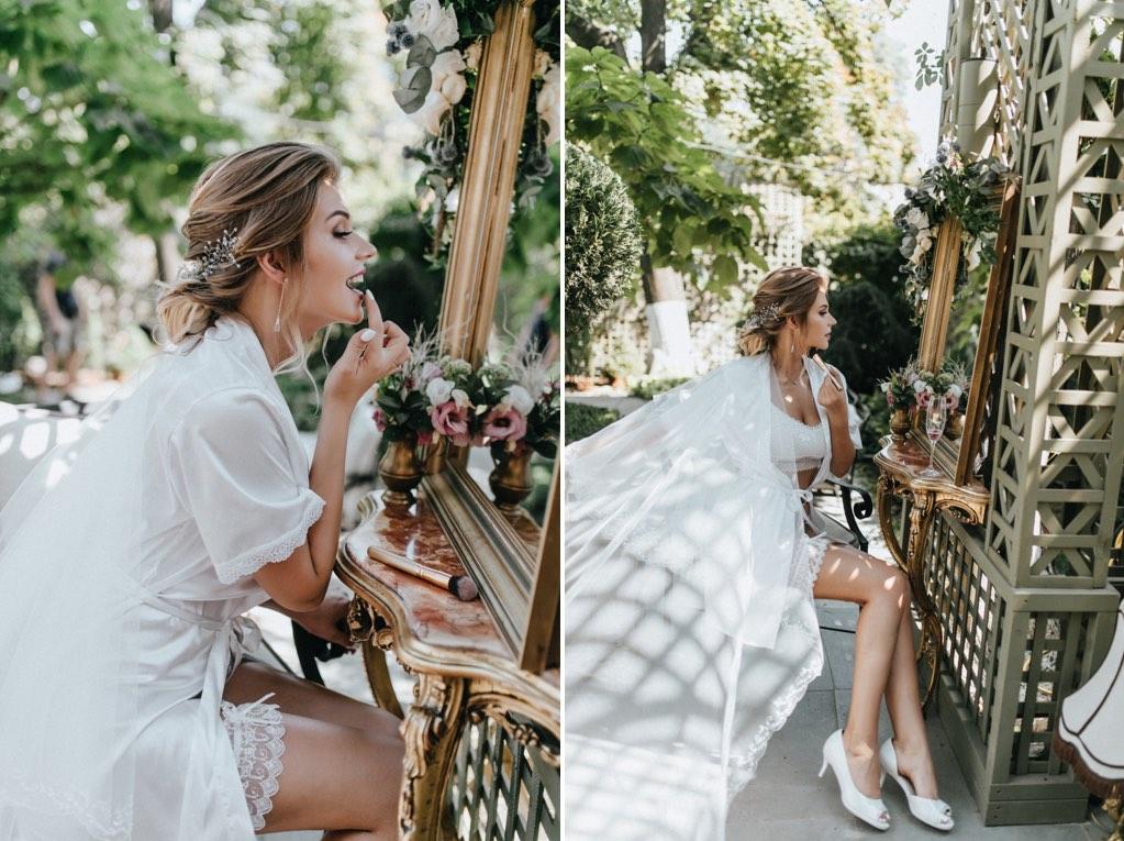утро невесты в ресторане Sabaneev