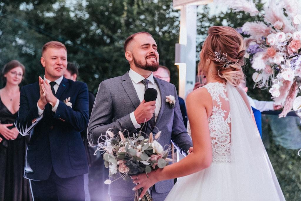 свадьба в ресторане Reef