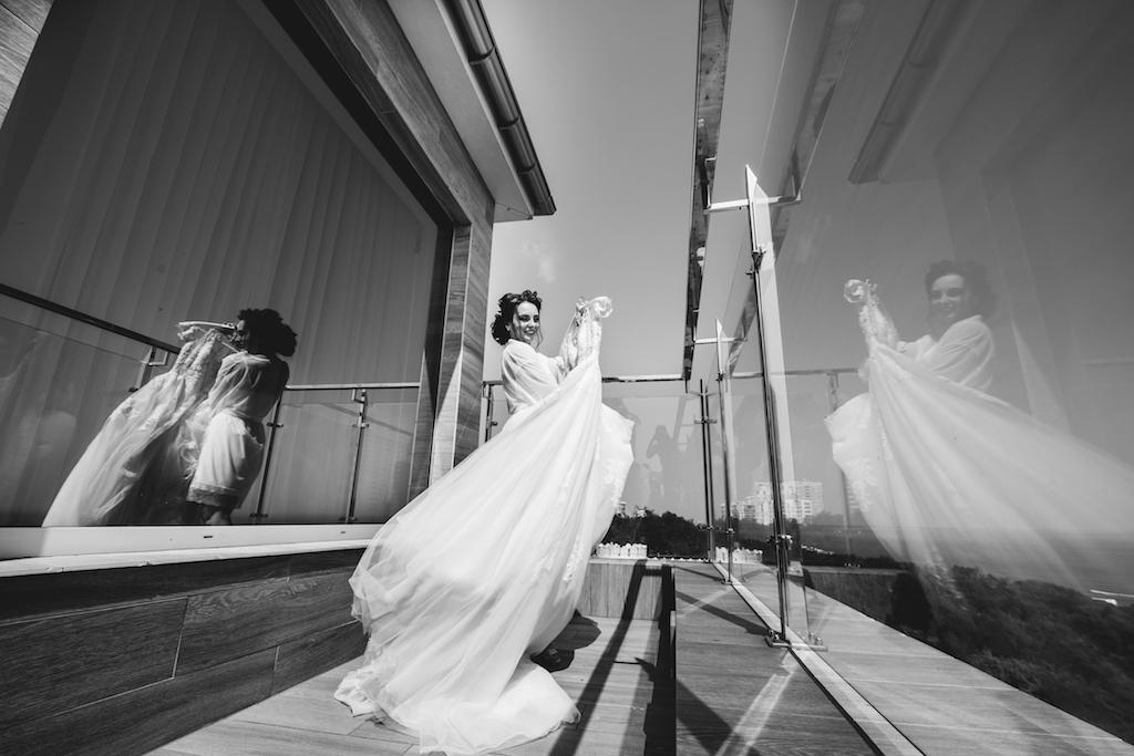 утро невесты в Panorama De Luxe
