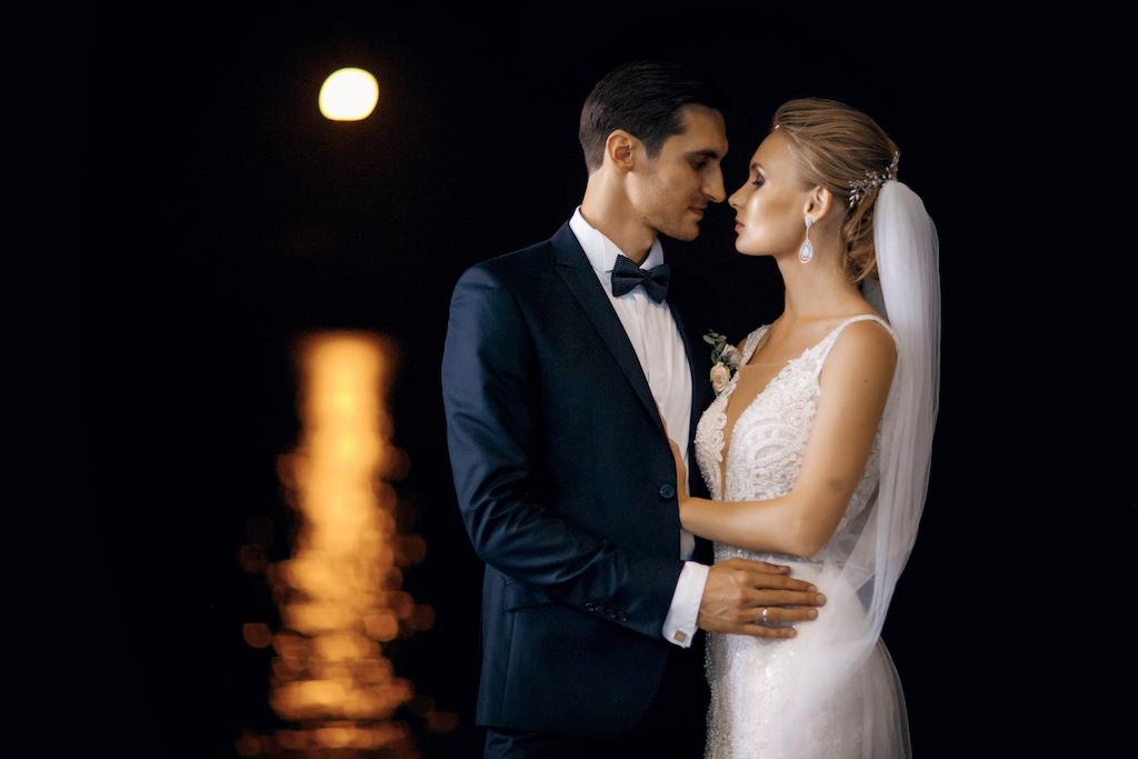 свадьба в ресторане Portofino