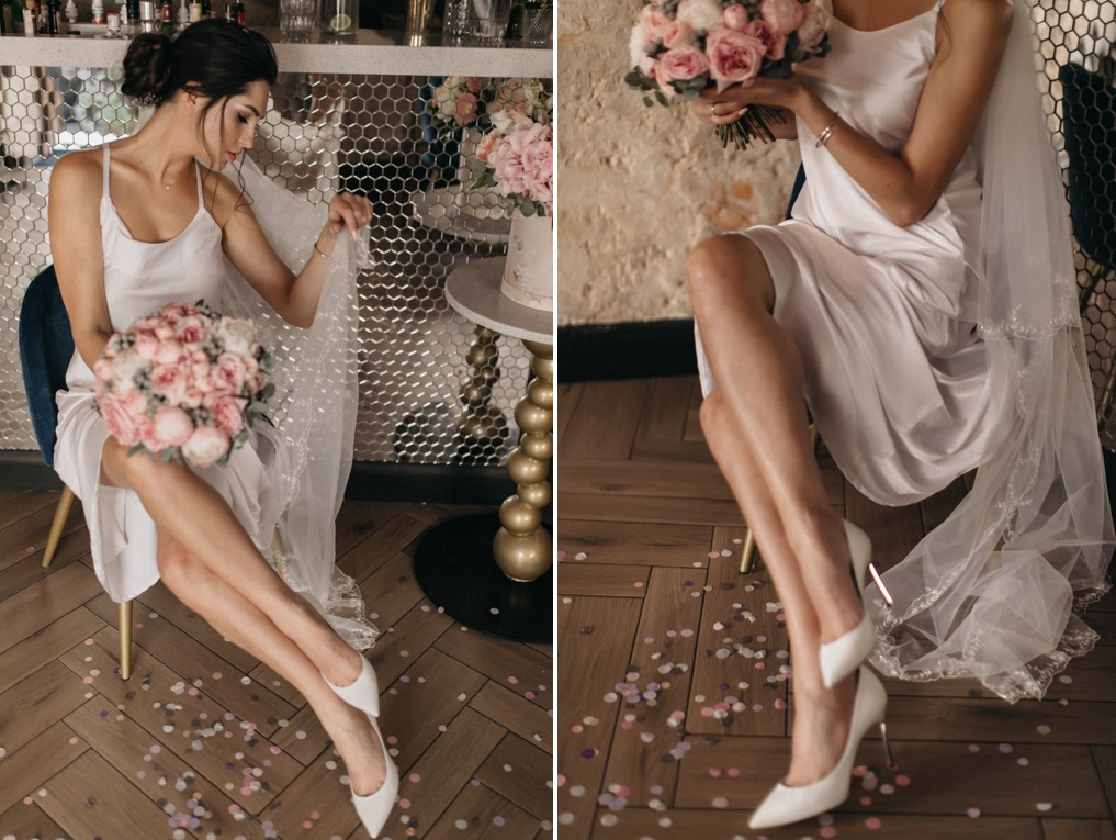 утро невесты Одесса