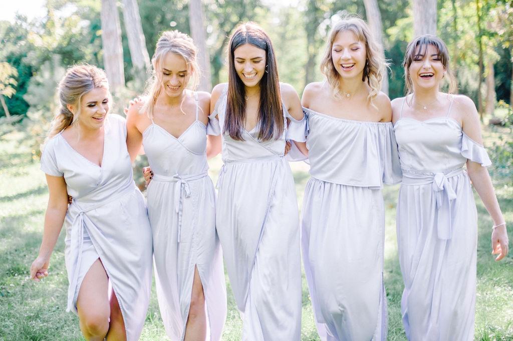 подружки невесты фотосессия