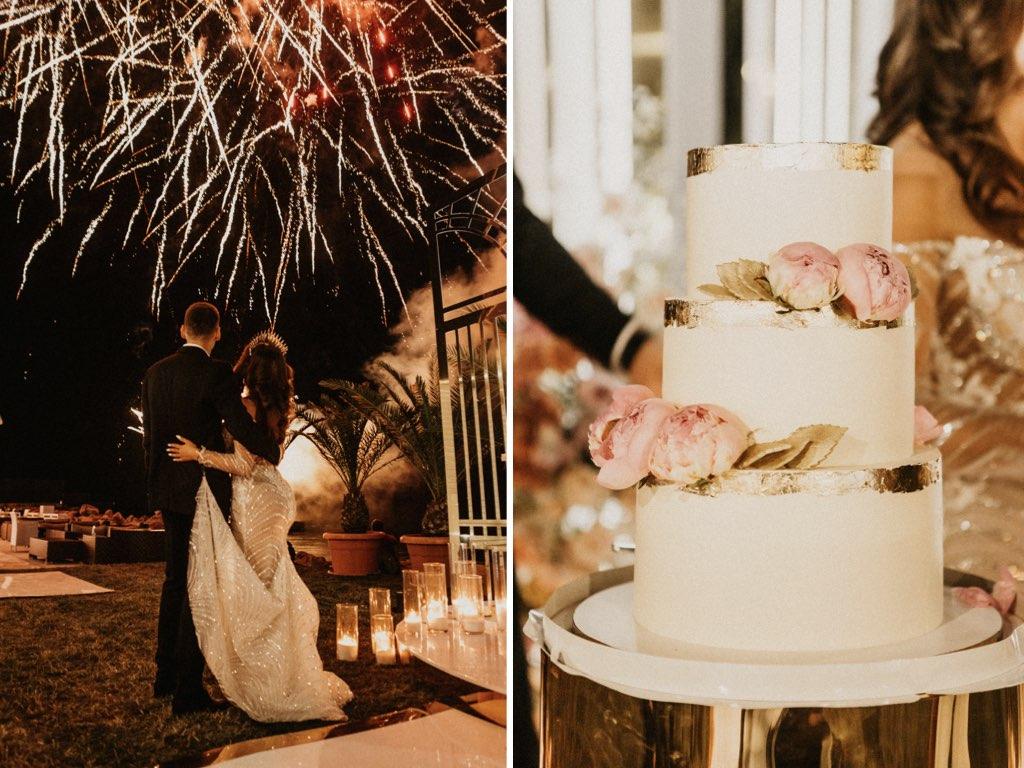 свадьба в ресторане Маристелла
