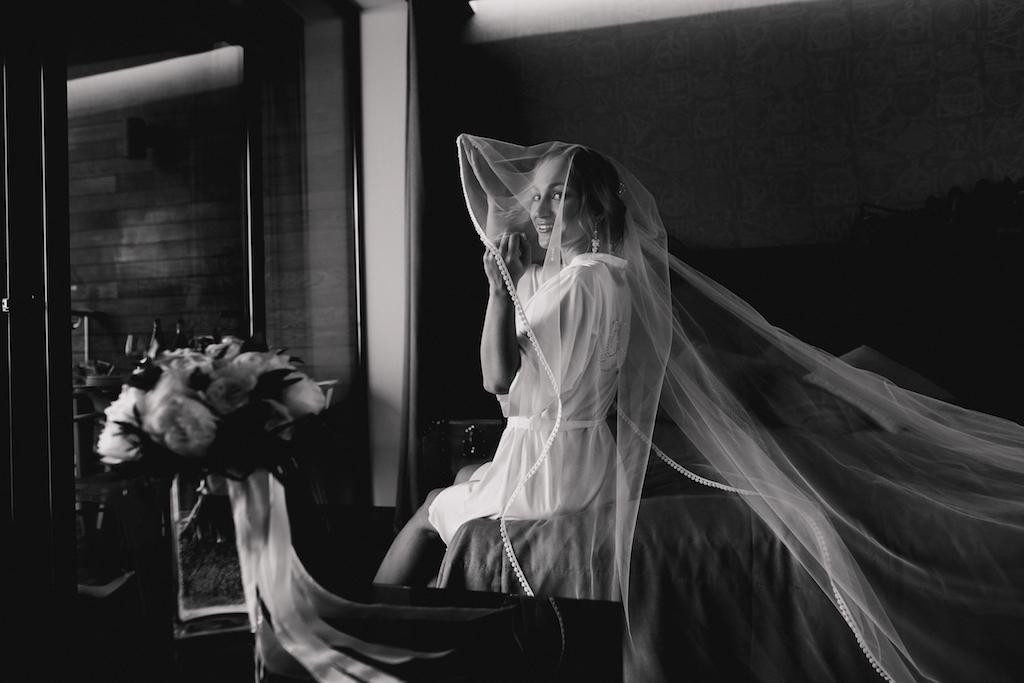 утро невесты в M1 club hotel