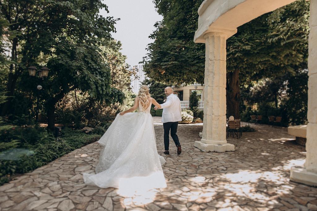 свадебная фотос ессия