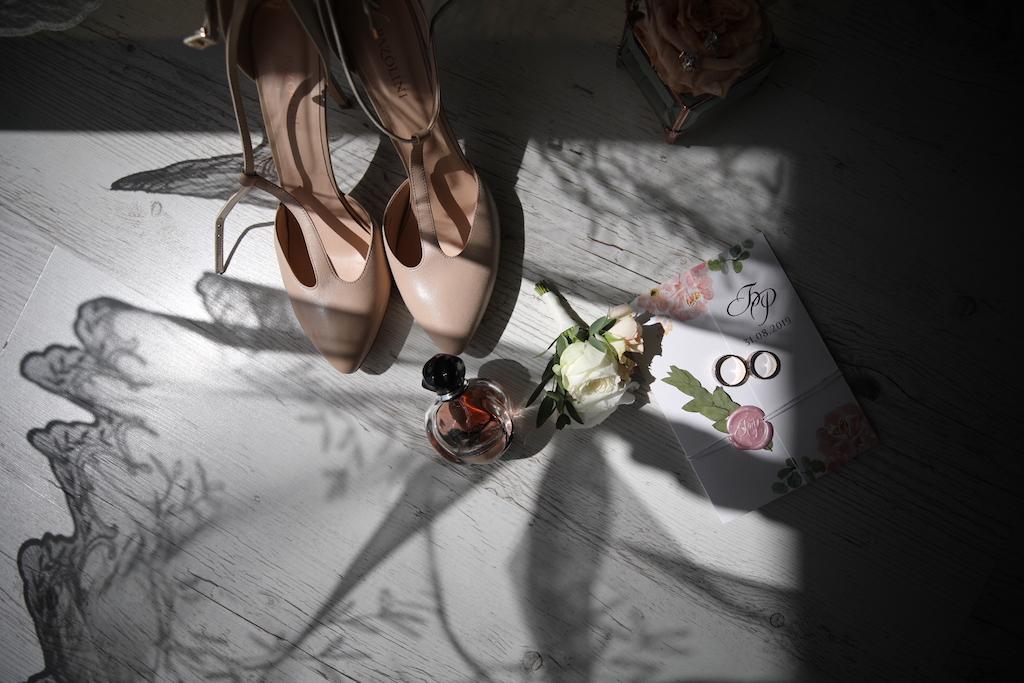 утро невесты фото