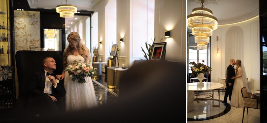 Свадьба Hotel De Paris