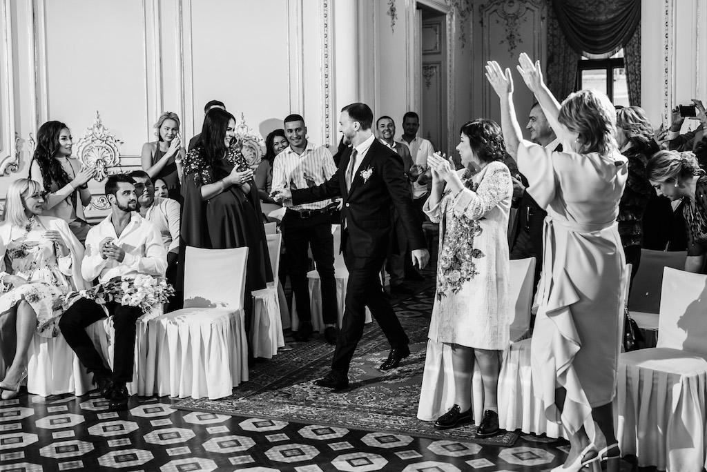 выездная церемония Одесса