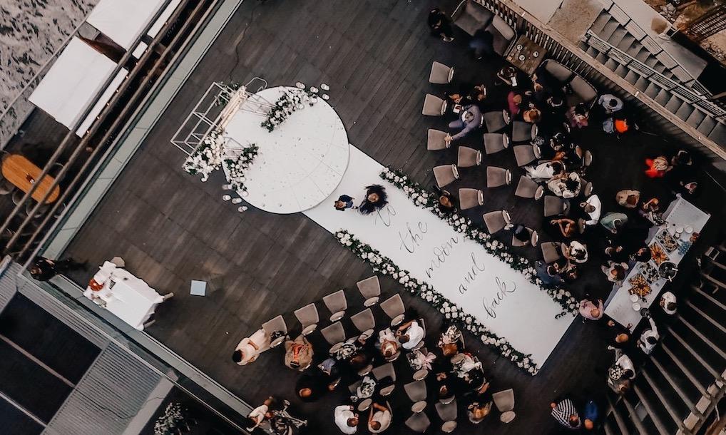 свадьба у моря в Одессе