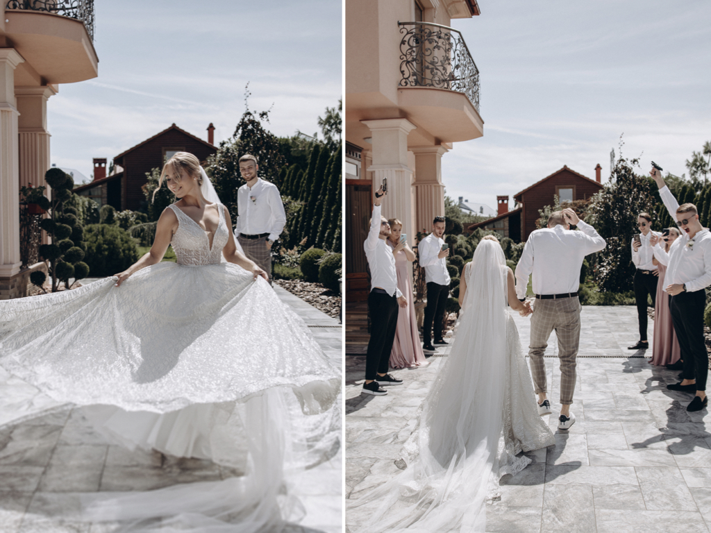 органиьзация свадьбы в Одессе