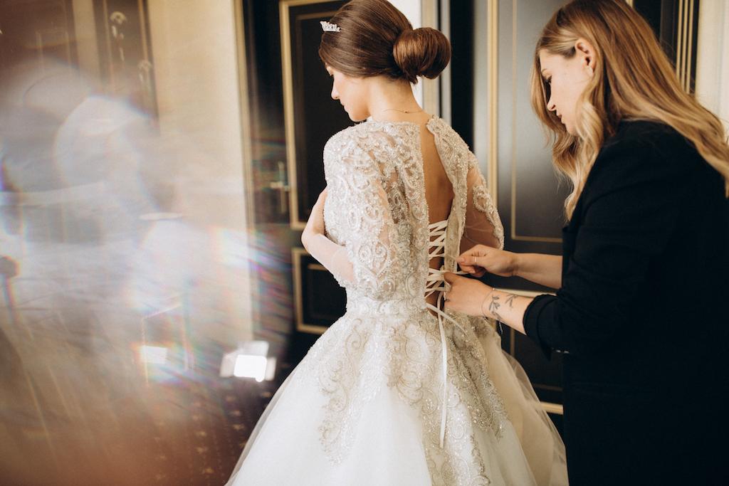 организация свадьбы в Одеесе