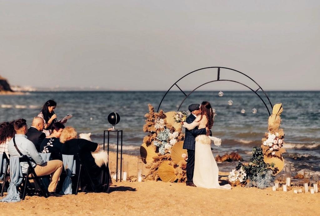 организация свадьбы в Затоке