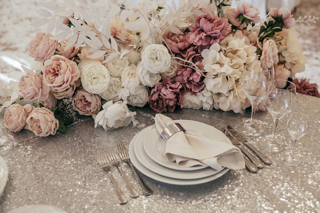 декор свадьбы в Одессе под ключ