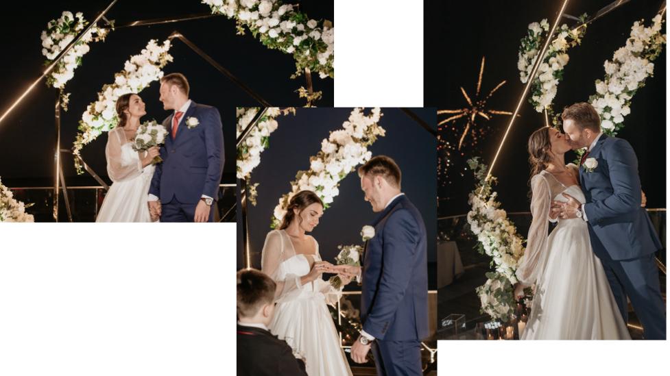 организация свадьбы в Одеесе под ключ