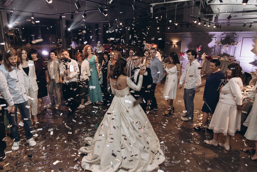 первый танец на свадьбе Одесса