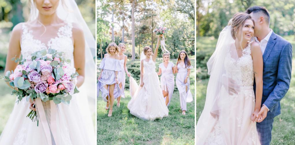 Ботанический сад фото свадьба