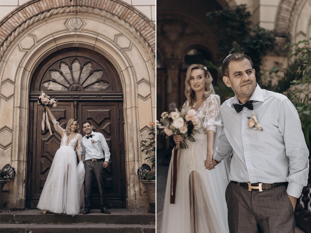 Бернардации фото свадьба