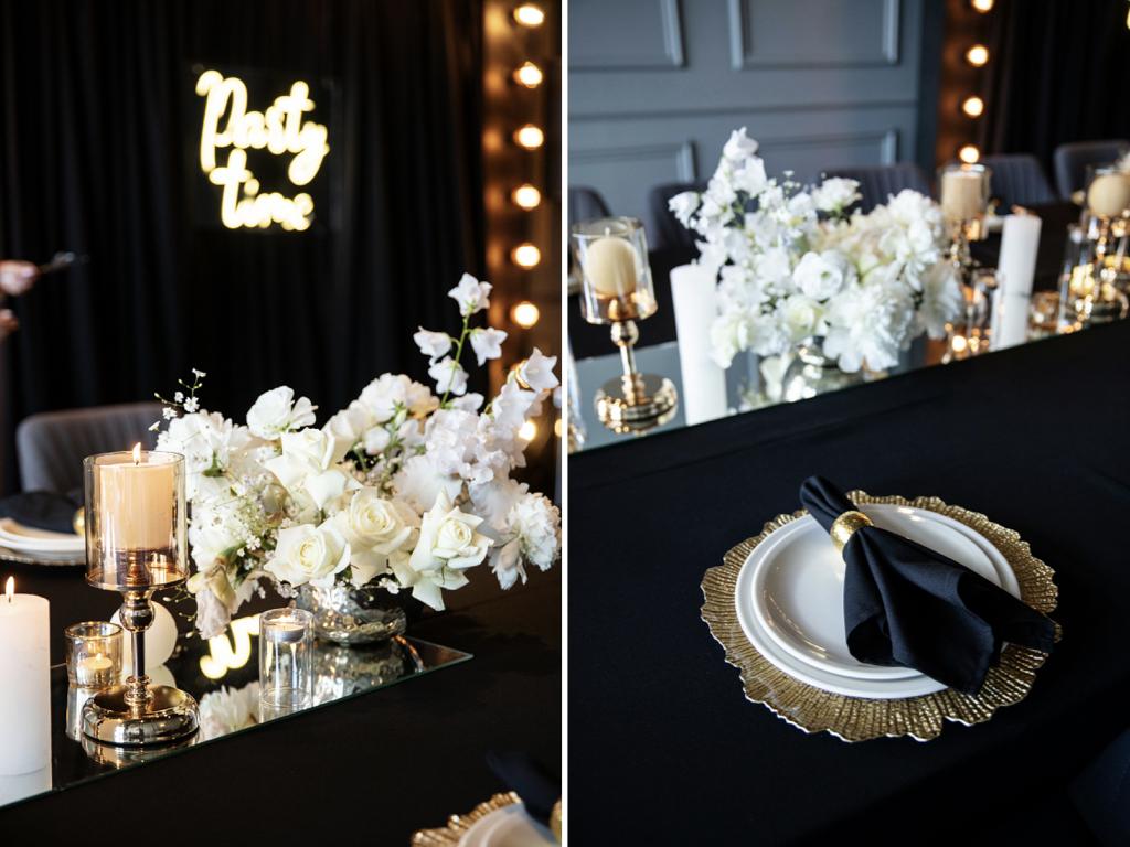 декор свадьбы в ресторане Юг