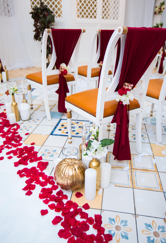 Свадьба в Садах Победы. Декор и организация свадьбы в Одессе
