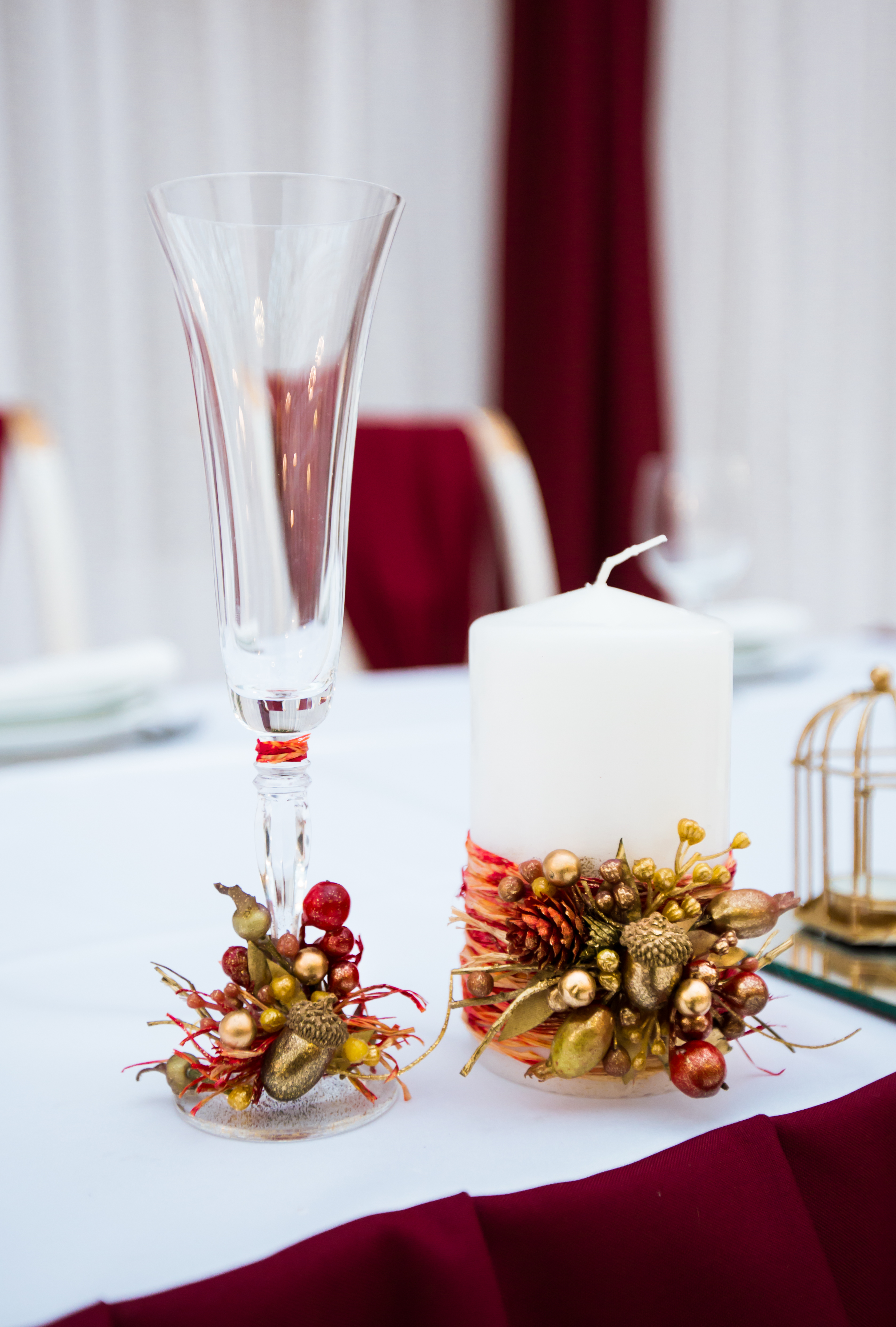 свадебный декор в Одессе