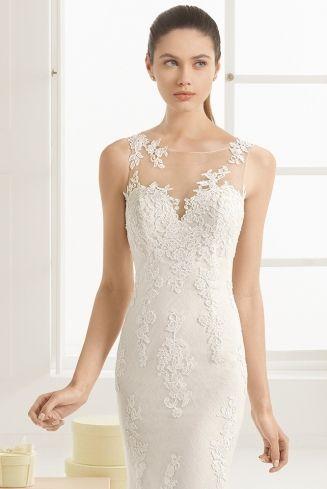 Свадебные платья в Одессе EXULTANTE by Rosa Clara 2016