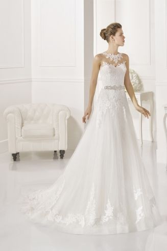 Свадебные платья в Одессе Zafiro by Rosa Clara