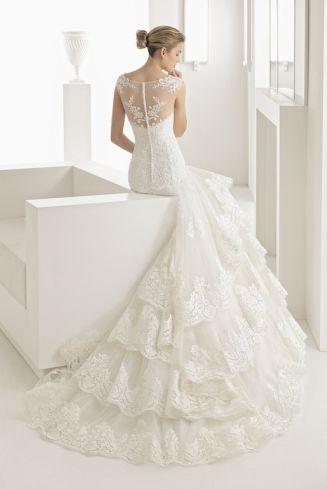 Свадебные платья в Одессе Omaha by Rosa Clara