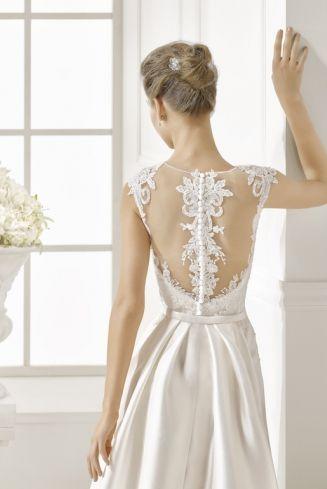 Свадебные платья в Одессе Zosim by Rosa Clara