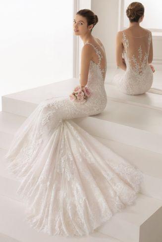Свадебные платья в Одессе Baс by Aire Barcelona - 2C104